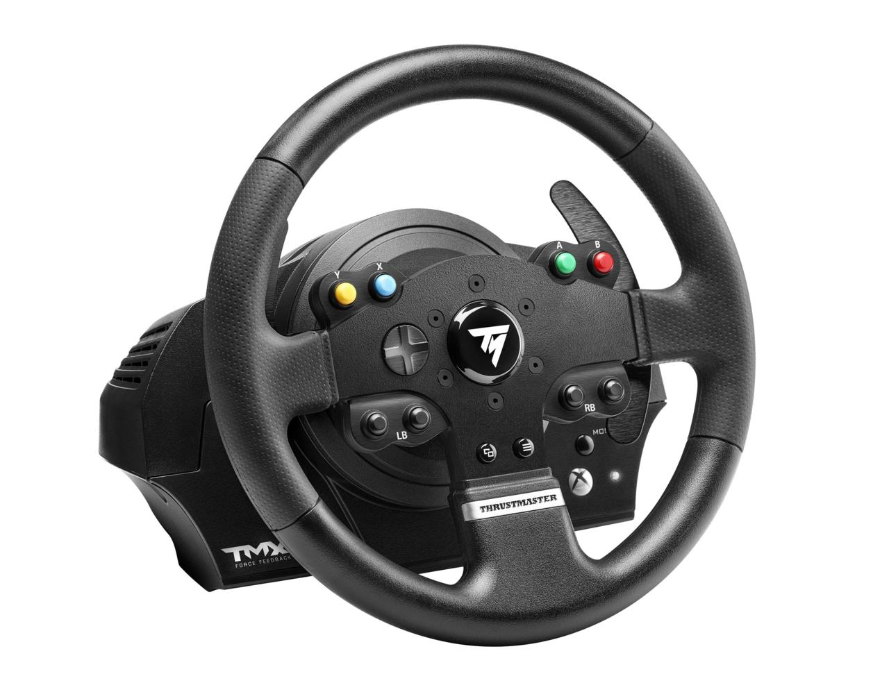 Thrustmaster TMX Force Feedback Racing Wheel for Xbox One/Windows - on sale for $126.37 at Amazon