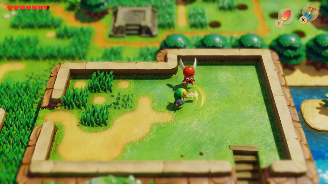 Link's Awakening (Nintendo Switch) - Best deals for Black Friday
