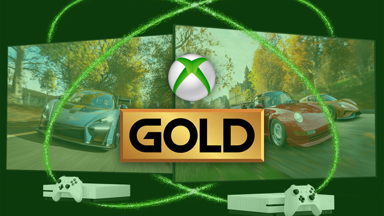 Xbox Live Gold 3-month membership -- $13